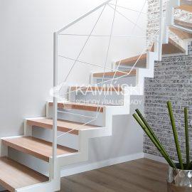 Realizacja 15 / Schody i balustrada